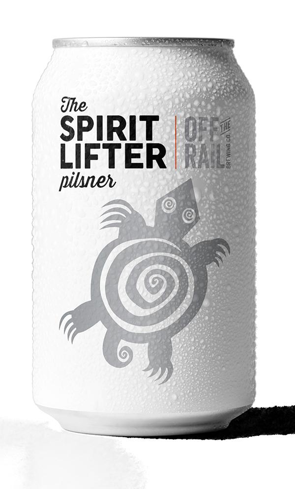 Spirit Lifter Pilsner