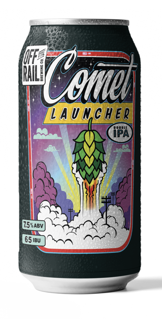 Comet Launcher Double IPA