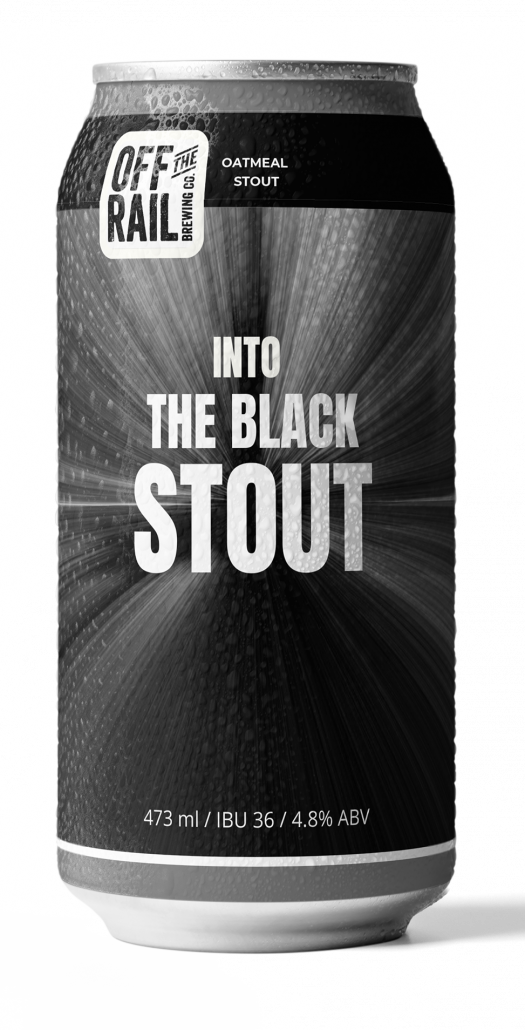 Into The Black Oat Stout