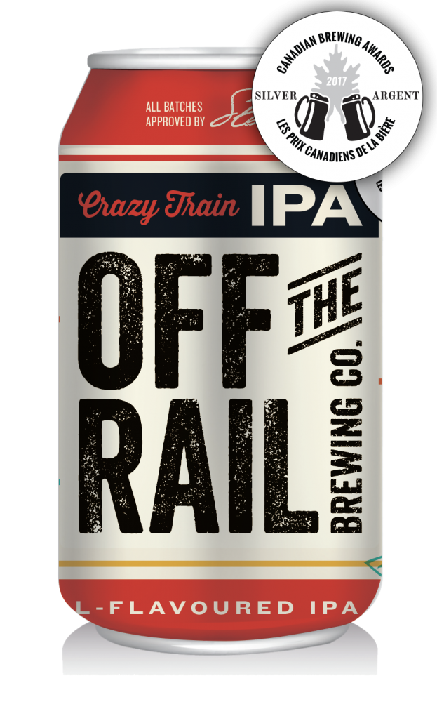 Crazy Train IPA