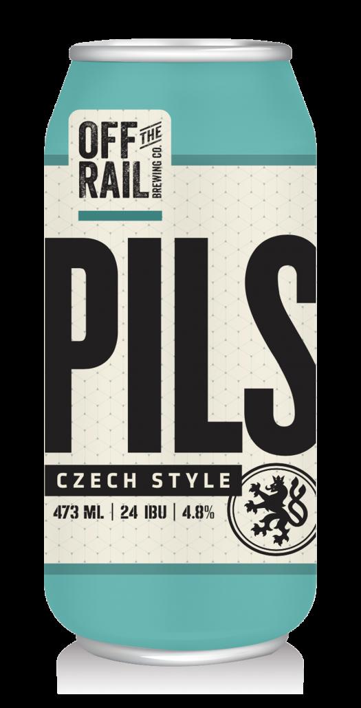 Czechmate Pilsner