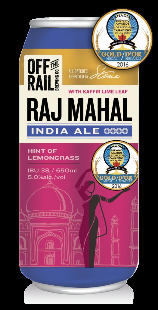 Raj Mahal India Ale