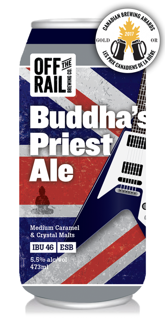 Buddha's Priest ESB