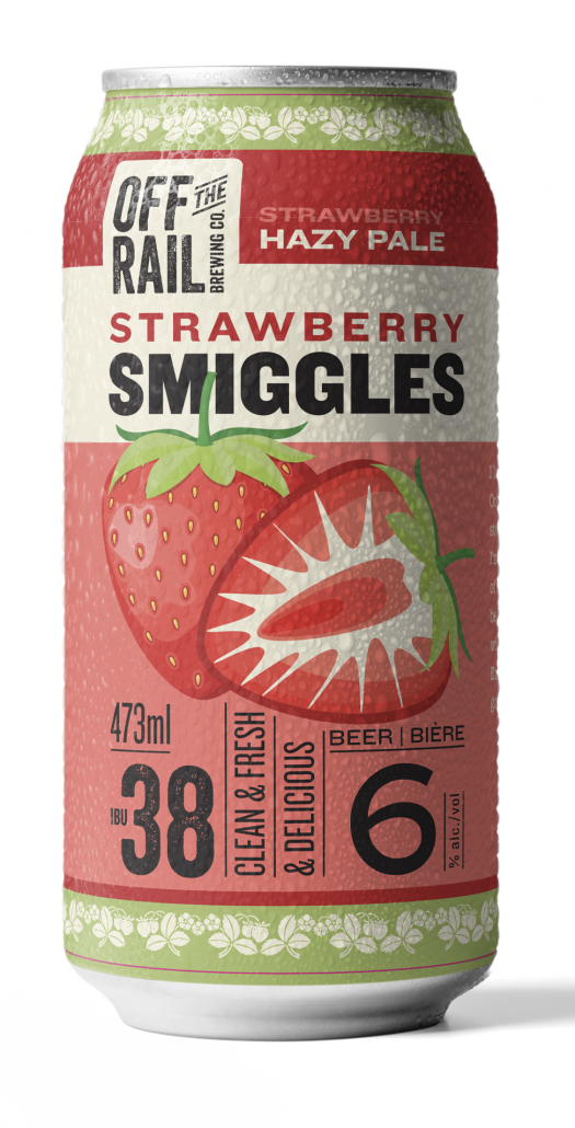 Strawberry Smiggles