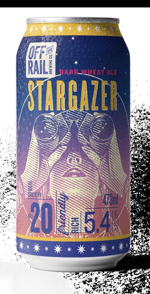 Stargazer Dark Wheat Ale
