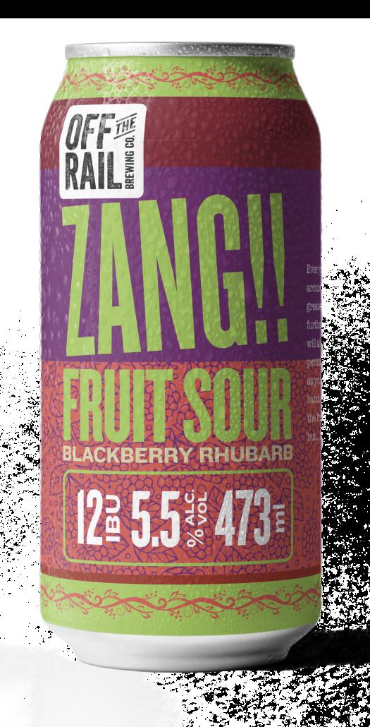 Zang Fruit Sour