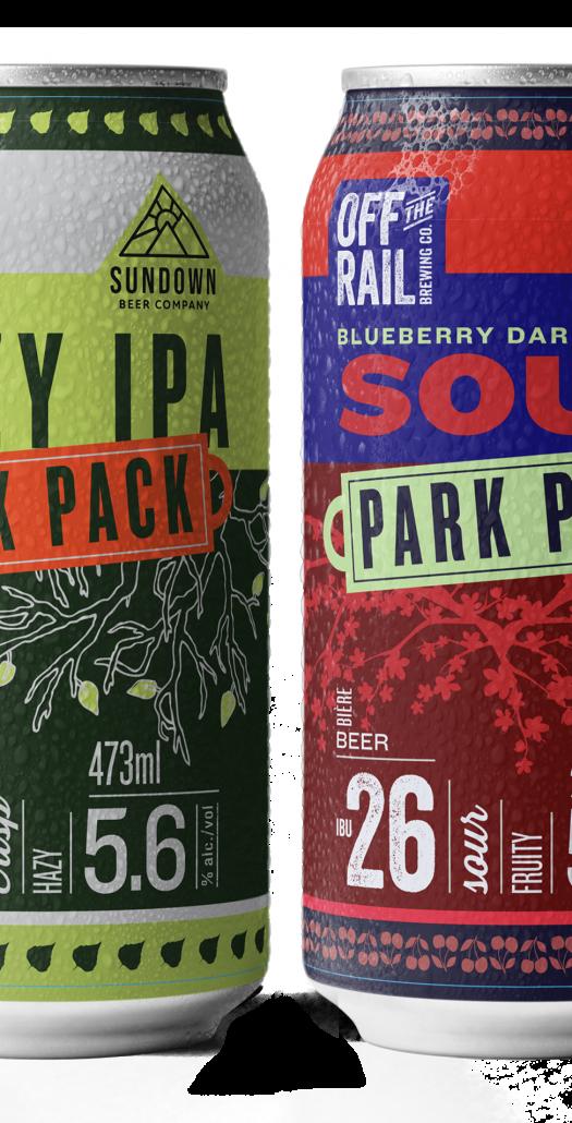 Park Pack Sour + Hazy IPA