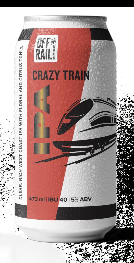Crazy Train IPA