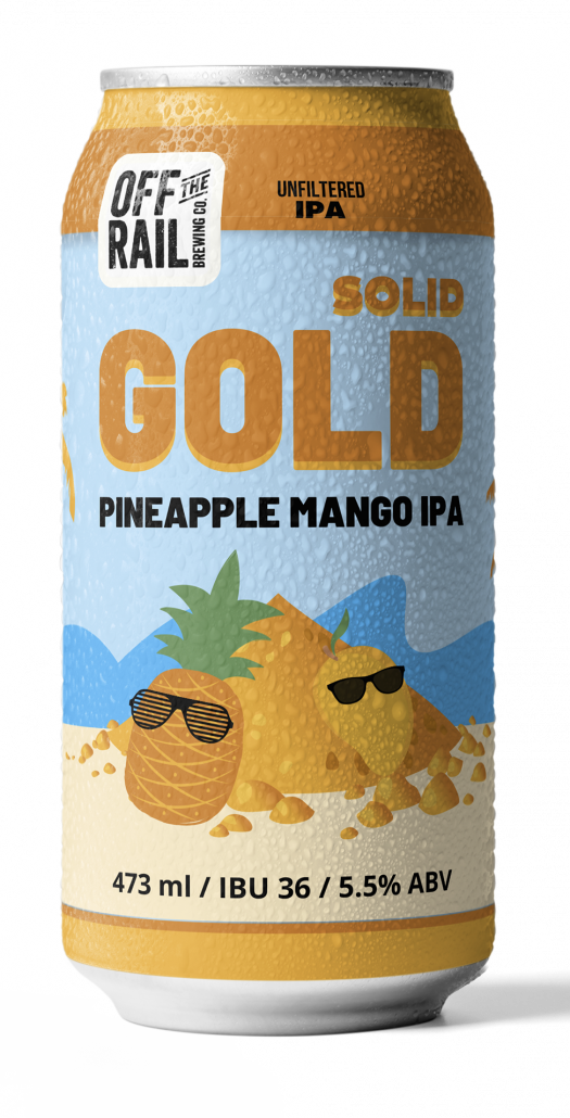 Solid Gold IPA